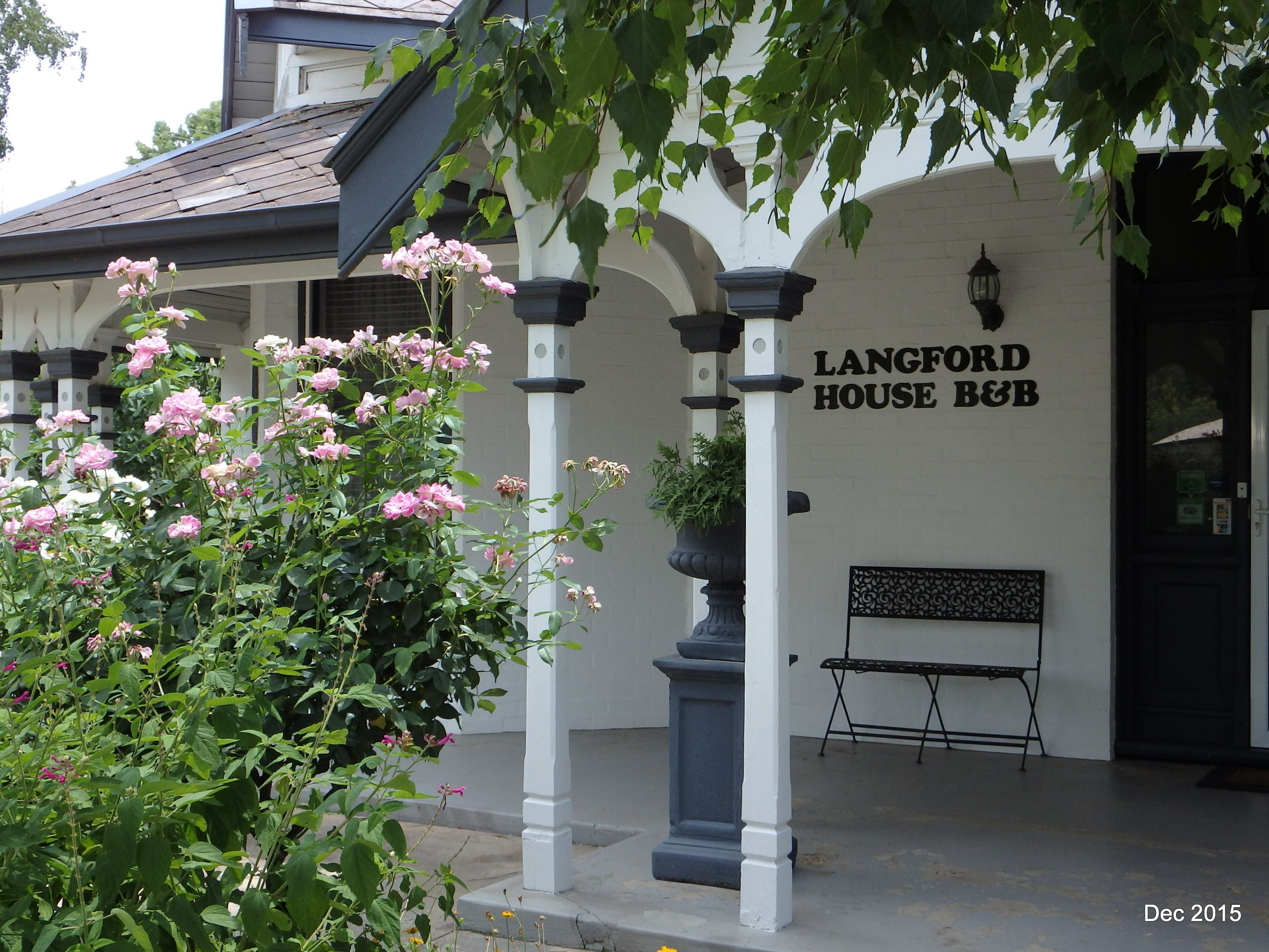 Langford House BB - Tourism Brisbane