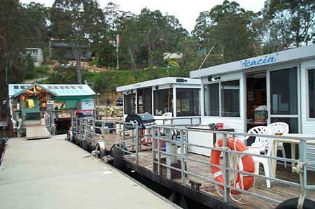 Clyde River Houseboats - Tourism Brisbane