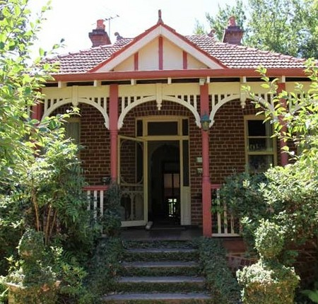 Fawkes House - Tourism Brisbane