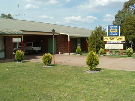 Barham Colonial Motel - Tourism Brisbane