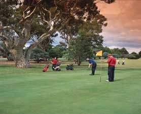 Barham Golf Resort - Tourism Brisbane