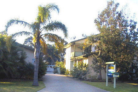 Avalon Holiday Units - Tourism Brisbane