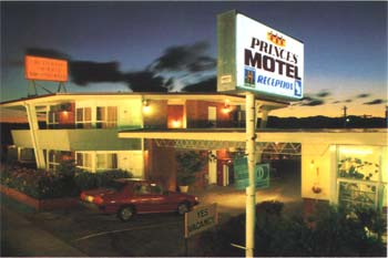 Princes Motel - Tourism Brisbane