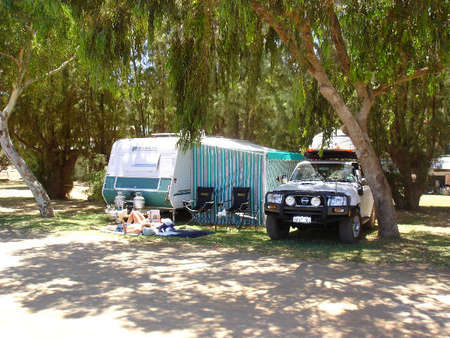 Horrocks Beach Caravan Park - Tourism Brisbane