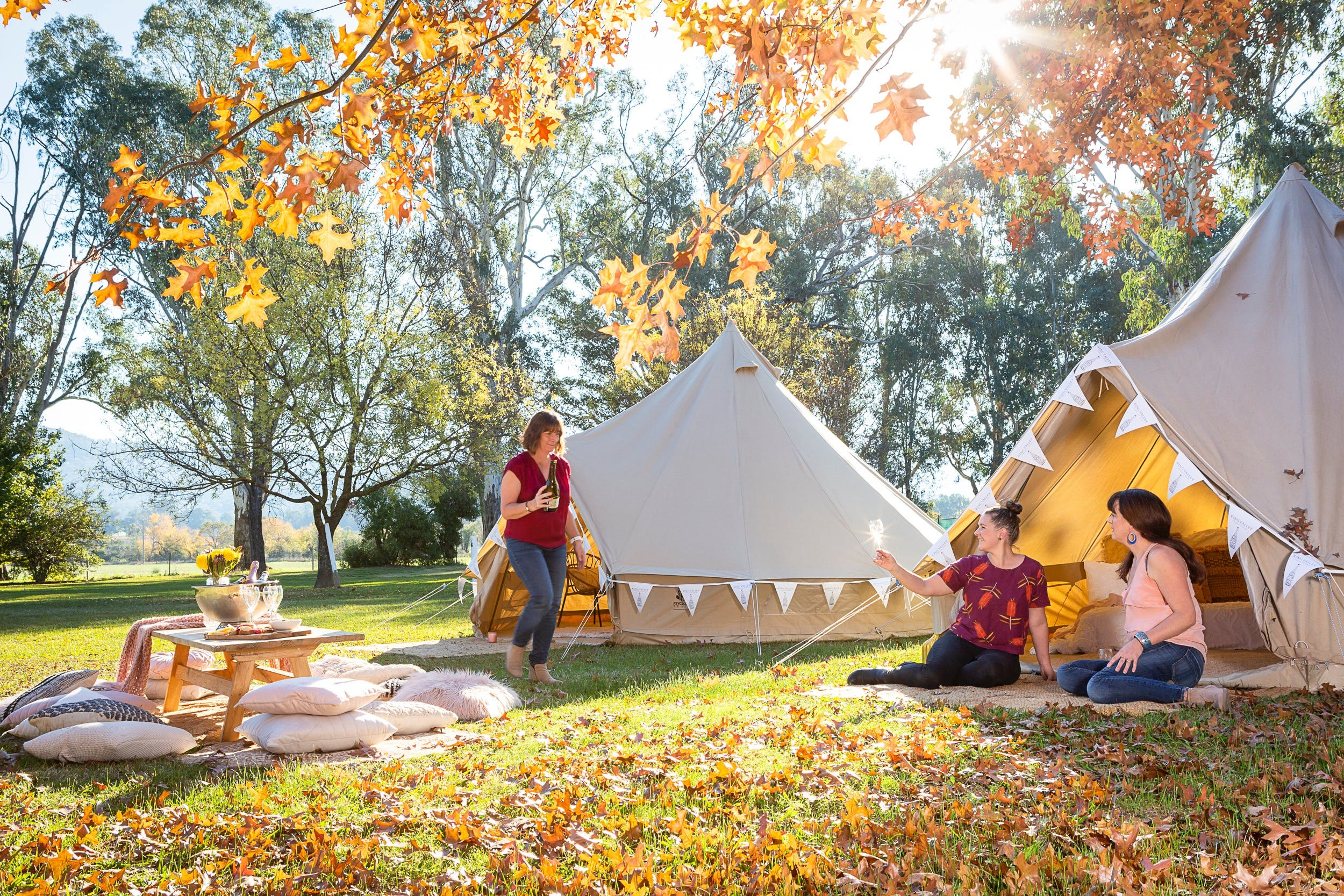 Valley View Glamping - Tourism Brisbane