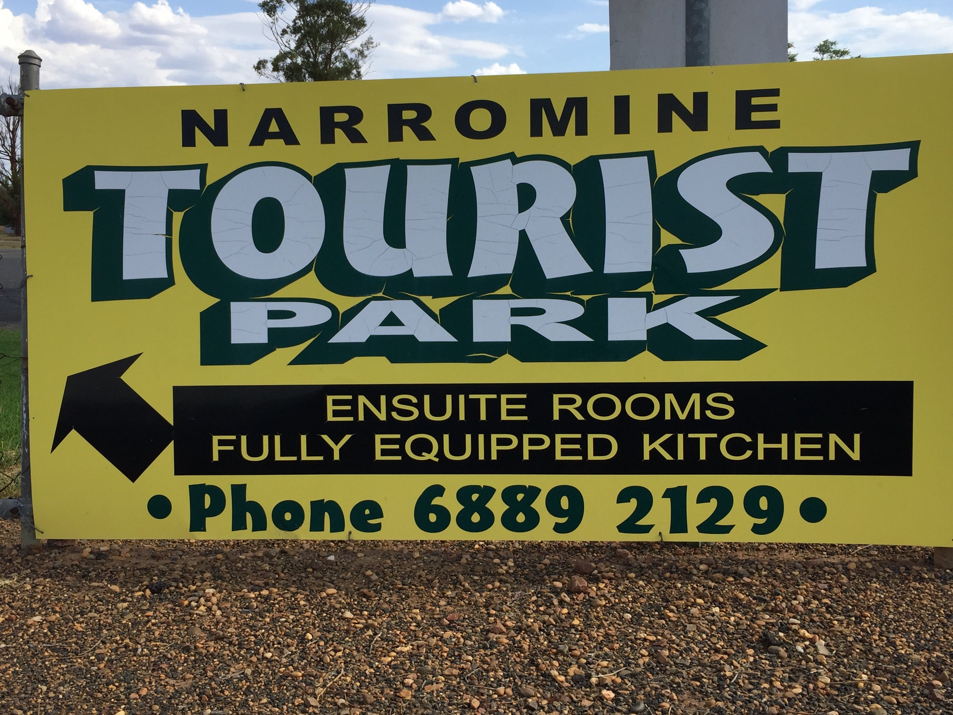 Narromine Tourist Park and Motel - Tourism Brisbane