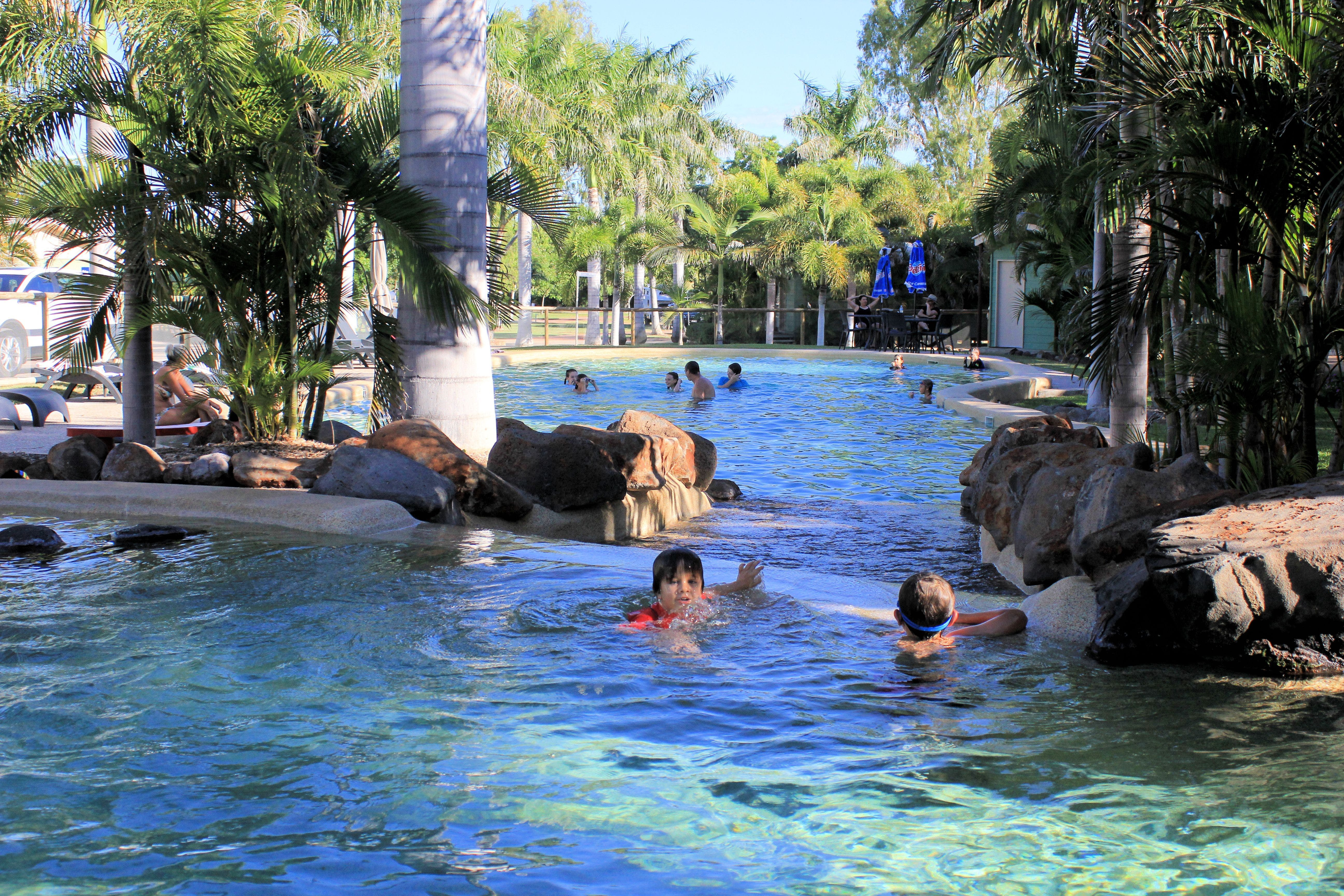 Big4 Aussie Outback Oasis Holiday Park - Tourism Brisbane