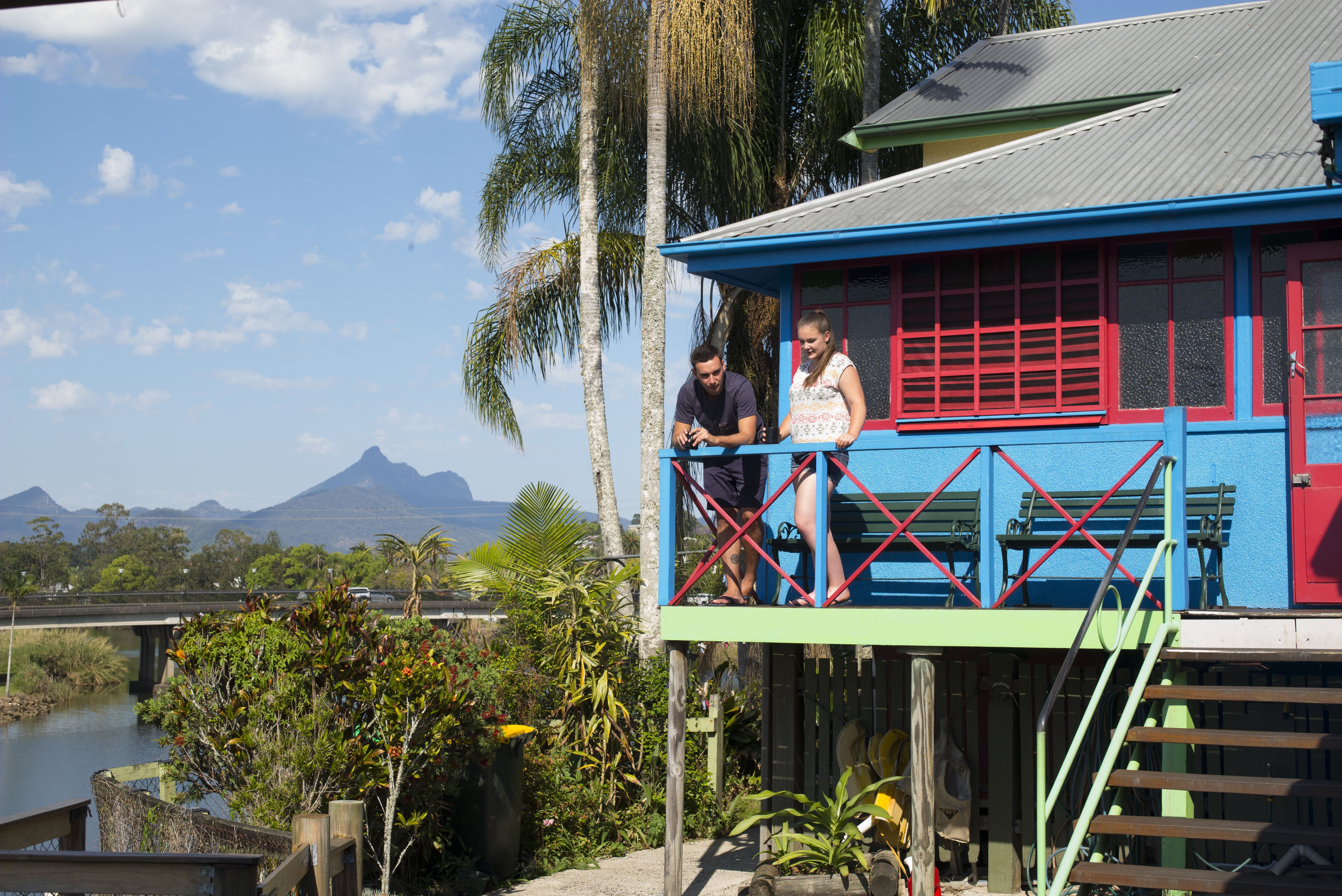 Murwillumbah  YHA Mount Warning - Tourism Brisbane