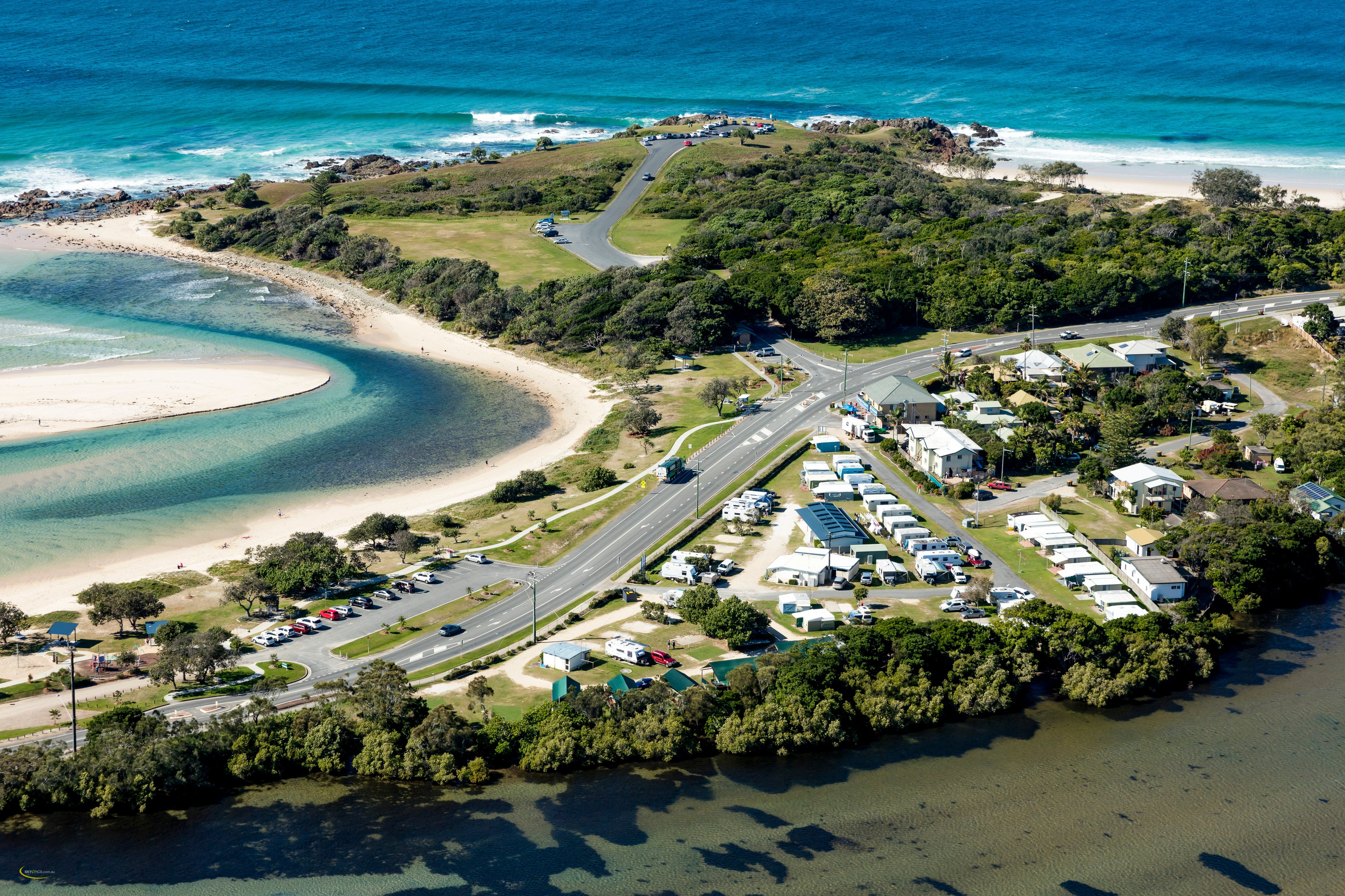 Tweed Holiday Parks Hastings Point - Tourism Brisbane