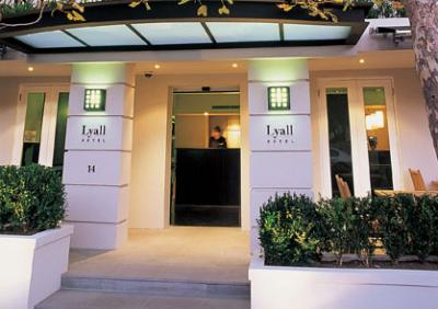 The Lyall Hotel And Spa - Tourism Brisbane