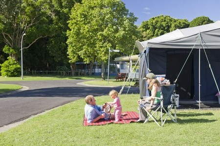 Silver Sands Holiday Park - Tourism Brisbane