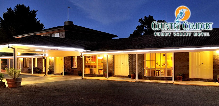 Country Comfort Tumut Valley Motel - Tourism Brisbane