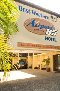 Best Western Airport 85 Motel - Tourism Brisbane