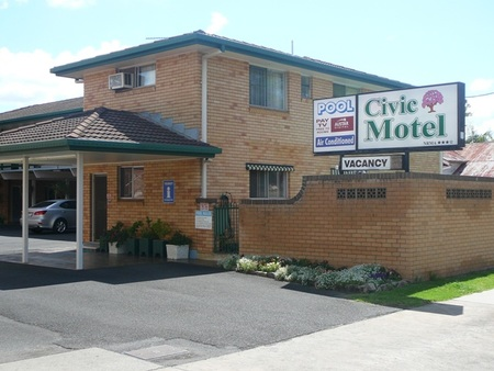Civic Motel Grafton - Tourism Brisbane
