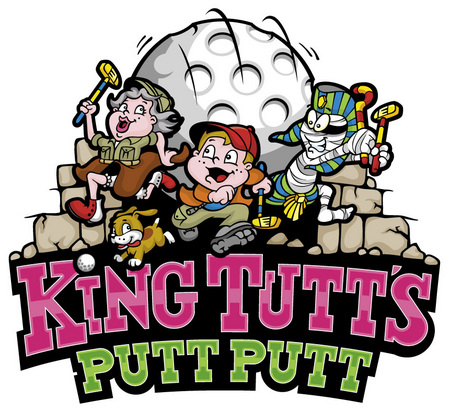 King Tutts Putt Putt - Tourism Brisbane