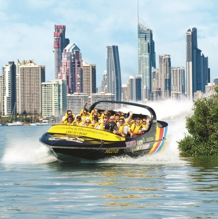 Paradise Jetboating - Tourism Brisbane