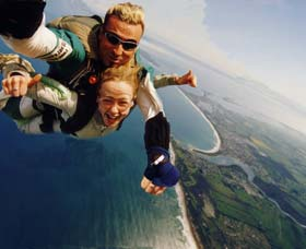 Skydive Melbourne - Tourism Brisbane