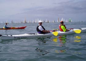 Sea Kayak Melbourne and Victoria - Tourism Brisbane