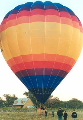 Balloon Flights of Bendigo - Tourism Brisbane