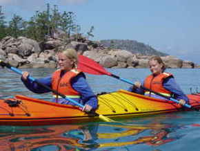 Magnetic Island Sea Kayaks - Tourism Brisbane