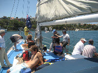 Kalypso Cruises - Tourism Brisbane