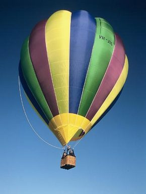 Balloon Safari - Tourism Brisbane