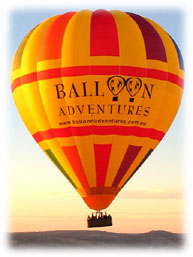 Balloon Adventures Barossa Valley - Tourism Brisbane