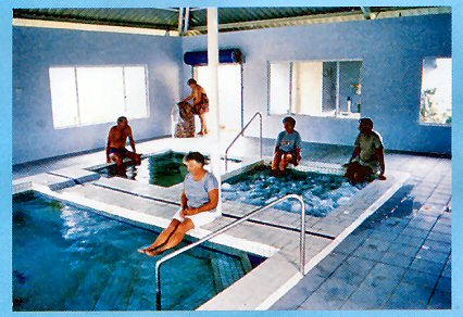 Innot Hot Springs Leisure  Health Park - Tourism Brisbane