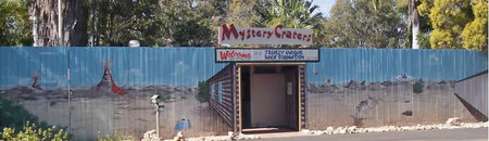 Mystery Craters - Tourism Brisbane
