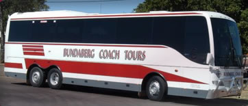 Bundaberg Coaches - Tourism Brisbane