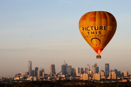 Picture This Ballooning - Tourism Brisbane