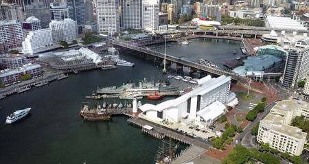 The Australian National Maritime Museum