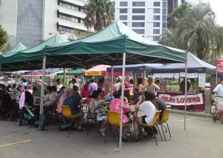 Kirribilli General Market - Tourism Brisbane