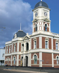 Boulder Town Hall - Tourism Brisbane