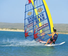Windsurfing and Surfing - Tourism Brisbane