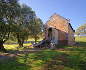 St Saviours Church Katrine - Tourism Brisbane
