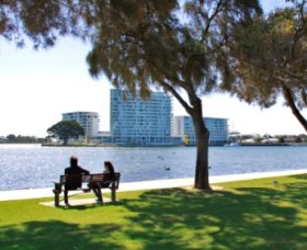 Foreshore Reserve - Tourism Brisbane