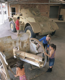 Goldfields War Museum - Tourism Brisbane