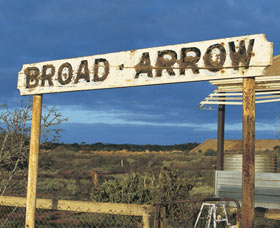 Broad Arrow - Tourism Brisbane