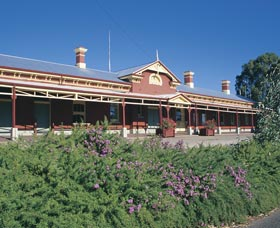 Old Railway Station Museum - Tourism Brisbane