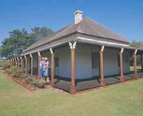 Wonnerup House and Old School - Tourism Brisbane