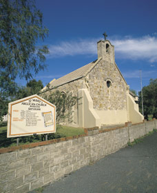St Mary's Anglican Church - Tourism Brisbane