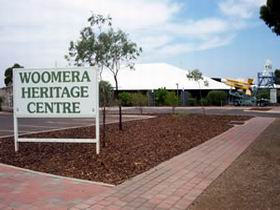 Woomera Heritage and Visitor Information Centre - Tourism Brisbane