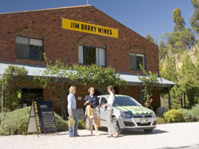 Jim Barry Wines - Tourism Brisbane