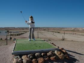Coober Pedy Opal Fields Golf Club - Tourism Brisbane