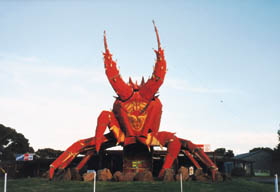 The Big Lobster - Tourism Brisbane