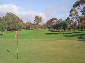 Regency Park Golf Course - Tourism Brisbane