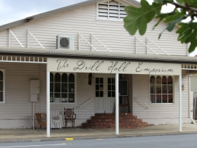 Drill Hall Emporium - The - Tourism Brisbane