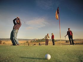 Ratho Farm  Golf - Tourism Brisbane