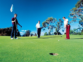 Richmond Public Golf Course - Tourism Brisbane